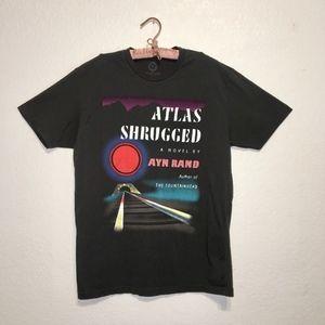 Out of Print Atlas Shrugged T-Shirt